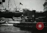 Image of Harbor Lights New York United States USA, 1935, second 36 stock footage video 65675022200