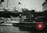 Image of Harbor Lights New York United States USA, 1935, second 37 stock footage video 65675022200
