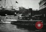 Image of Harbor Lights New York United States USA, 1935, second 39 stock footage video 65675022200