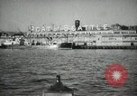 Image of Activity at the Port of Seattle Seattle Washington USA, 1935, second 2 stock footage video 65675022202
