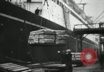 Image of Activity at the Port of Seattle Seattle Washington USA, 1935, second 20 stock footage video 65675022202