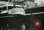 Image of Activity at the Port of Seattle Seattle Washington USA, 1935, second 30 stock footage video 65675022202