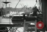Image of Los Angeles harbor Los Angeles California USA, 1935, second 2 stock footage video 65675022206