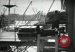Image of Los Angeles harbor Los Angeles California USA, 1935, second 3 stock footage video 65675022206