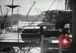 Image of Los Angeles harbor Los Angeles California USA, 1935, second 4 stock footage video 65675022206