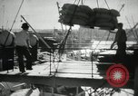 Image of Los Angeles harbor Los Angeles California USA, 1935, second 7 stock footage video 65675022206