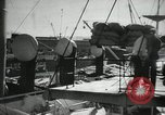 Image of Los Angeles harbor Los Angeles California USA, 1935, second 8 stock footage video 65675022206