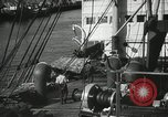 Image of Los Angeles harbor Los Angeles California USA, 1935, second 16 stock footage video 65675022206
