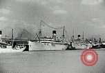 Image of Map of New Orleans as a world port New Orleans Louisiana USA, 1929, second 8 stock footage video 65675022221