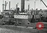 Image of Map of New Orleans as a world port New Orleans Louisiana USA, 1929, second 57 stock footage video 65675022221
