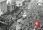 Image of Procession during the Mardi gras carnival New Orleans Louisiana USA, 1929, second 15 stock footage video 65675022222