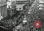Image of Procession during the Mardi gras carnival New Orleans Louisiana USA, 1929, second 18 stock footage video 65675022222