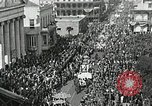 Image of Procession during the Mardi gras carnival New Orleans Louisiana USA, 1929, second 20 stock footage video 65675022222