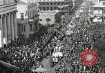 Image of Procession during the Mardi gras carnival New Orleans Louisiana USA, 1929, second 21 stock footage video 65675022222