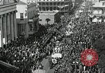 Image of Procession during the Mardi gras carnival New Orleans Louisiana USA, 1929, second 22 stock footage video 65675022222