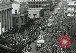 Image of Procession during the Mardi gras carnival New Orleans Louisiana USA, 1929, second 23 stock footage video 65675022222
