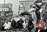 Image of Procession during the Mardi gras carnival New Orleans Louisiana USA, 1929, second 24 stock footage video 65675022222