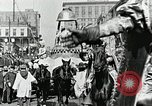 Image of Procession during the Mardi gras carnival New Orleans Louisiana USA, 1929, second 25 stock footage video 65675022222