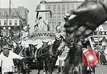 Image of Procession during the Mardi gras carnival New Orleans Louisiana USA, 1929, second 27 stock footage video 65675022222