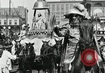 Image of Procession during the Mardi gras carnival New Orleans Louisiana USA, 1929, second 28 stock footage video 65675022222