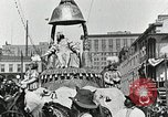 Image of Procession during the Mardi gras carnival New Orleans Louisiana USA, 1929, second 34 stock footage video 65675022222
