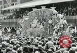 Image of Procession during the Mardi gras carnival New Orleans Louisiana USA, 1929, second 43 stock footage video 65675022222
