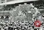 Image of Procession during the Mardi gras carnival New Orleans Louisiana USA, 1929, second 44 stock footage video 65675022222