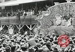 Image of Procession during the Mardi gras carnival New Orleans Louisiana USA, 1929, second 47 stock footage video 65675022222