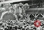 Image of Procession during the Mardi gras carnival New Orleans Louisiana USA, 1929, second 53 stock footage video 65675022222