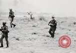 Image of Seargent Collins' team advances United States USA, 1965, second 37 stock footage video 65675022236