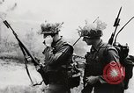Image of Seargent Collins' team advances United States USA, 1965, second 58 stock footage video 65675022236