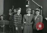 Image of Andrews sisters United States USA, 1944, second 2 stock footage video 65675022241