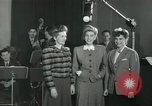 Image of Andrews sisters United States USA, 1944, second 9 stock footage video 65675022241