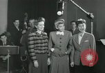 Image of Andrews sisters United States USA, 1944, second 13 stock footage video 65675022241