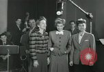 Image of Andrews sisters United States USA, 1944, second 14 stock footage video 65675022241