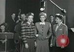 Image of Andrews sisters United States USA, 1944, second 15 stock footage video 65675022241