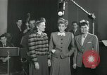 Image of Andrews sisters United States USA, 1944, second 17 stock footage video 65675022241