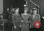 Image of Andrews sisters United States USA, 1944, second 18 stock footage video 65675022241
