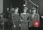 Image of Andrews sisters United States USA, 1944, second 19 stock footage video 65675022241