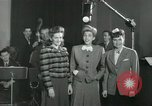 Image of Andrews sisters United States USA, 1944, second 20 stock footage video 65675022241