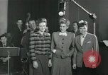 Image of Andrews sisters United States USA, 1944, second 21 stock footage video 65675022241