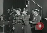 Image of Andrews sisters United States USA, 1944, second 23 stock footage video 65675022241