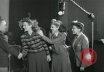 Image of Andrews sisters United States USA, 1944, second 25 stock footage video 65675022241