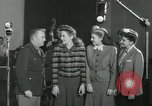 Image of Andrews sisters United States USA, 1944, second 32 stock footage video 65675022241