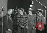 Image of Andrews sisters United States USA, 1944, second 33 stock footage video 65675022241