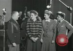 Image of Andrews sisters United States USA, 1944, second 35 stock footage video 65675022241