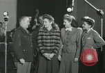 Image of Andrews sisters United States USA, 1944, second 36 stock footage video 65675022241