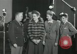 Image of Andrews sisters United States USA, 1944, second 39 stock footage video 65675022241