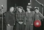 Image of Andrews sisters United States USA, 1944, second 40 stock footage video 65675022241