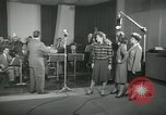 Image of Andrews sisters United States USA, 1944, second 46 stock footage video 65675022241